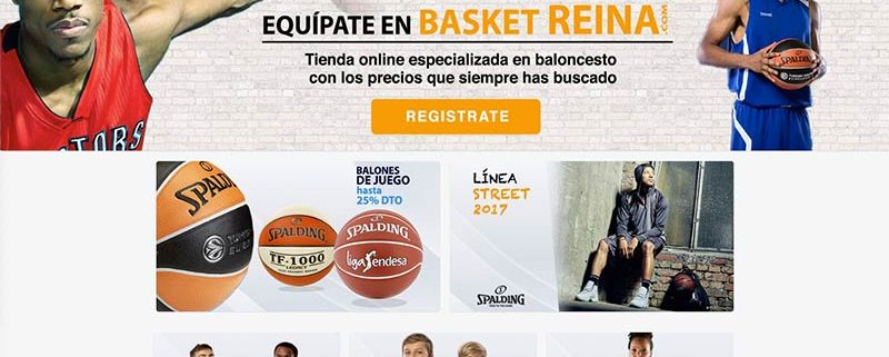 BasketReina-Ecommerce